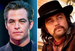 "Chris Pine and ""Once Upon a Time in Hollywood"""