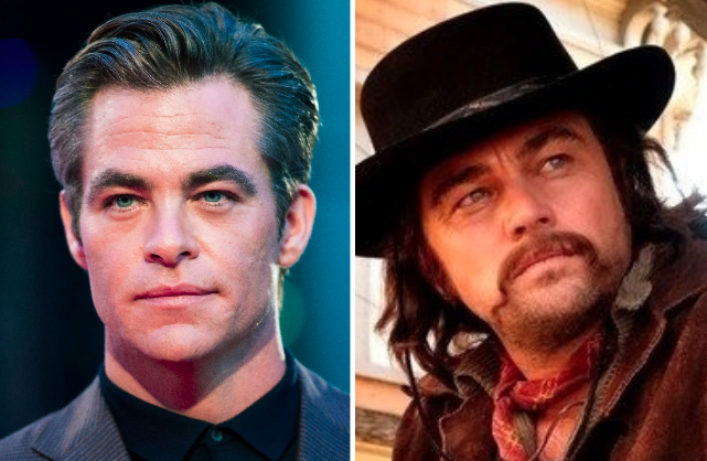 """Chris Pine and """"Once Upon a Time in Hollywood"""""""