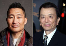 Daniel Dae Kim and James Hong