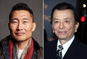 Daniel Dae Kim and James Hong