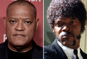 "Laurence Fishburne and ""Pulp Fiction"""