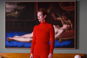 'The Human Voice' First Look: Pedro Almodóvar Directs Tilda Swinton in English-Language Debut