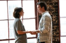"""Katie Holmes and Jerry O' Connell in """"The Secret: Dare To Dream"""""""