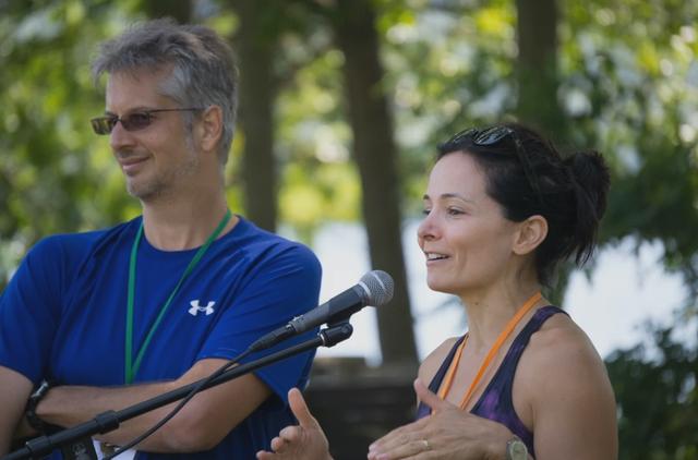 Mark Vicente, Sarah Edmondson