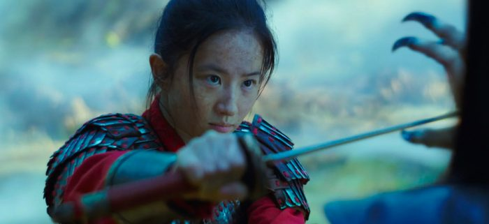 Theater Owner Goes Viral for Destroying 'Mulan' Poster Over Disney+ Release: 'Very Devastating'
