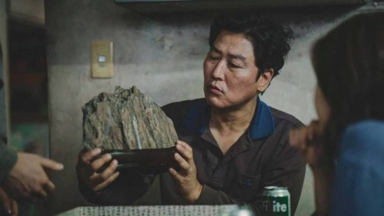 "Song Kang-ho in ""Parasite"""