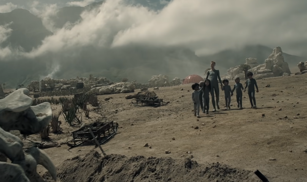 'Raised By Wolves' Trailer: Ridley Scott's HBO Max Series Sets Premiere Date
