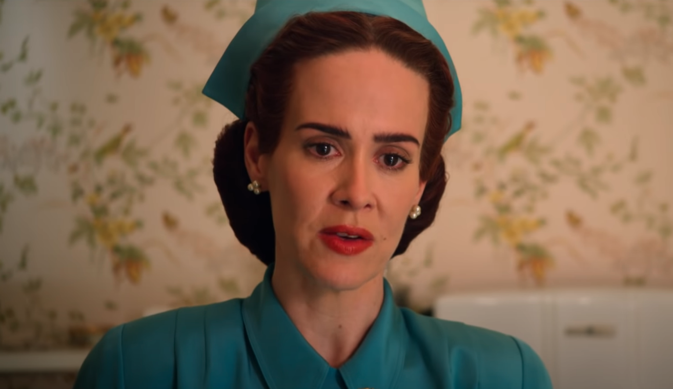 Ratched Trailer Sarah Paulson Is Cuckoo S Nest Villain For Ryan Murphy Indiewire