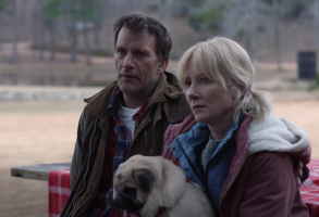 thomas Jane and Anne Heche in the Vanished