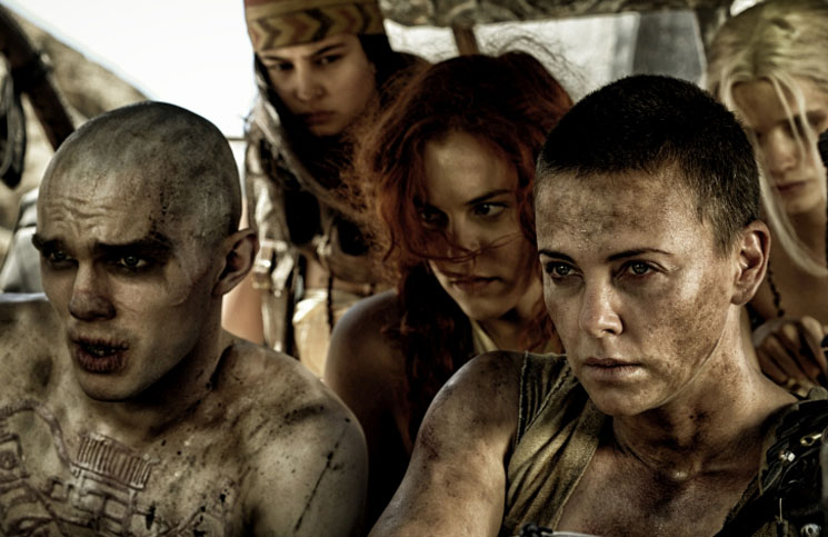 'Mad Max: Fury Road' Star Nicholas Hoult Knew He'd Made it as an Actor When Charlize Theron Spat in His Face