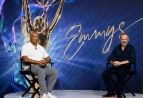 THE 72ND EMMY(r) AWARDS - Executive producers Reginald Hudlin & Ian Stewart gave an Emmy Awards Sneak Peek Q&A on Wednesday, September 16 at 10:30 a.m. PT. (ABC/Todd Wawrychuk)REGINALD HUDLIN, IAN STEWART