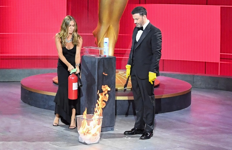 THE 72ND EMMY® AWARDS - Hosted