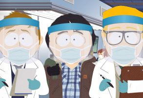 """South Park: The Pandemic Special"" Comedy Central"