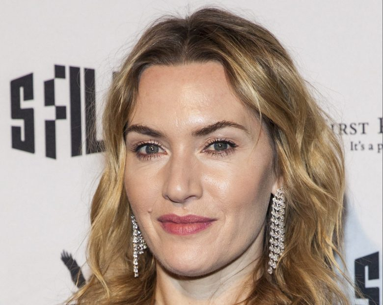 Actress Kate Winslet attends the 2017 SFFilm Awards Night at the Palace of Fine Arts Exhibition Center on December 5, 2017 in San Francisco, California. (Photo by Christopher Victorio/imageSPACE/Sipa USA)(Sipa via AP Images)