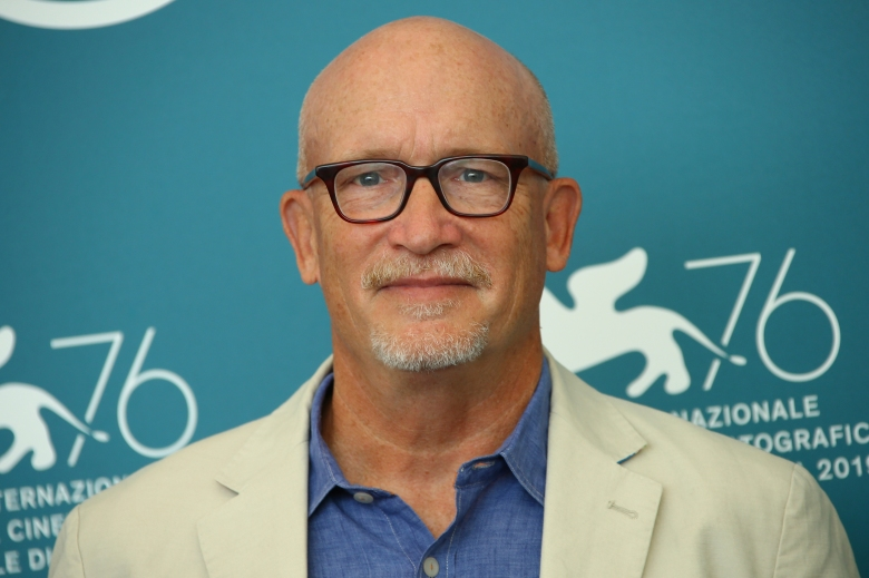 Director Alex Gibney poses for photographers at the photo call for the film 'Citizen K' at the 76th edition of the Venice Film Festival in Venice, Italy, Saturday, Aug. 31, 2019. (Photo by Joel C Ryan/Invision/AP)