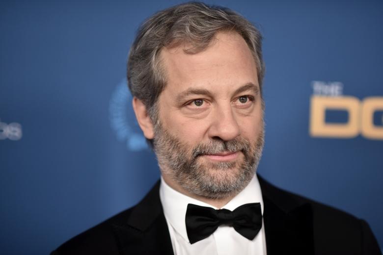 Judd Apatow attends the 72nd Annual Directors Guild of America Awards at the Ritz-Carlton Hotel on Saturday, Jan. 25, 2020, in Los Angeles. (Photo by Richard Shotwell/Invision/AP)