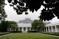 Rose Garden White House