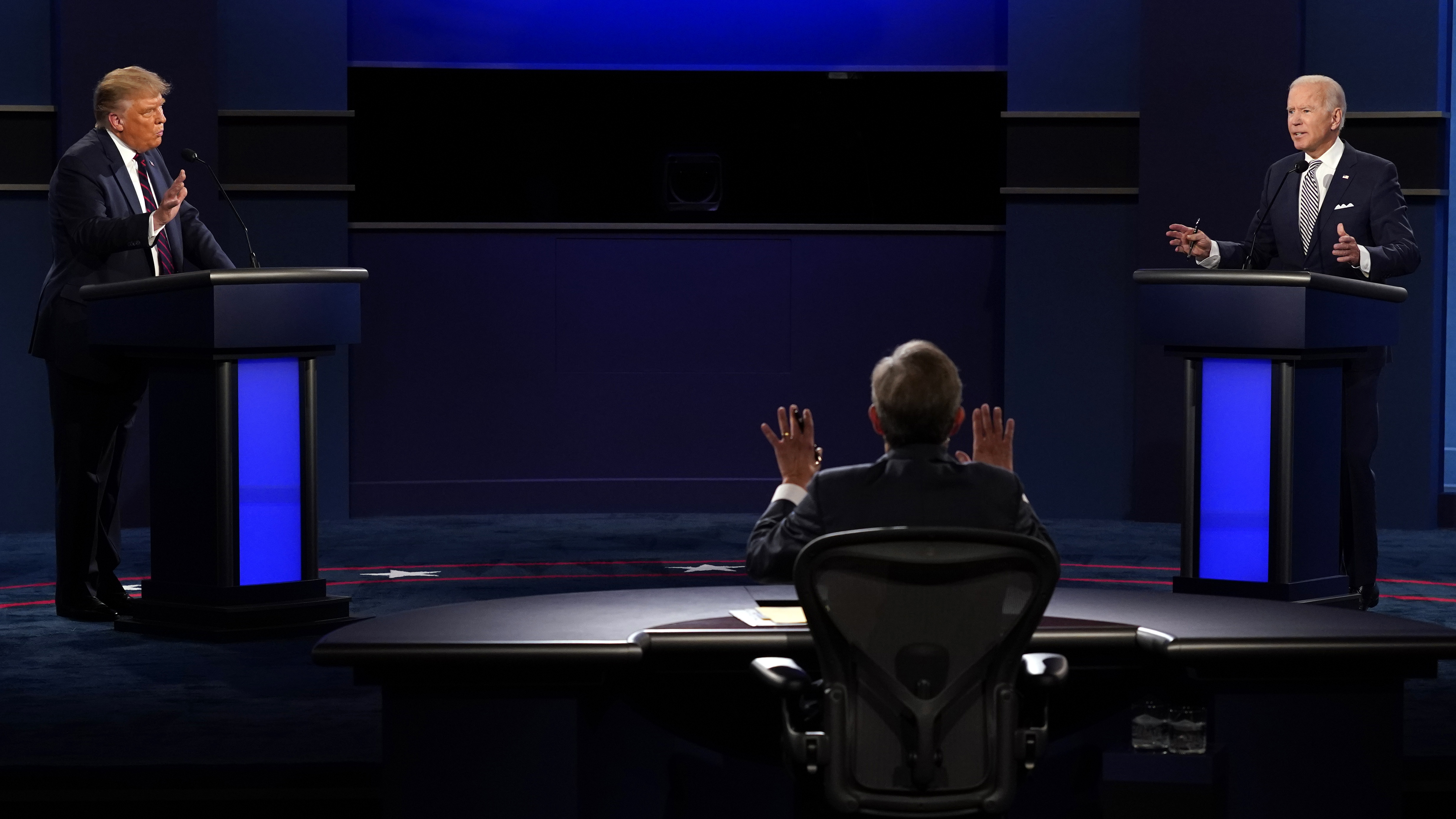 First Presidential Debate Analysis A Waste Of Time Moderator Fails Indiewire