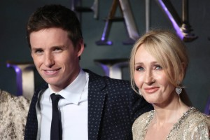 Eddie Redmayne: 'Vitriol' Against J.K. Rowling Is 'Equally Disgusting' to Anti-Trans Social Media