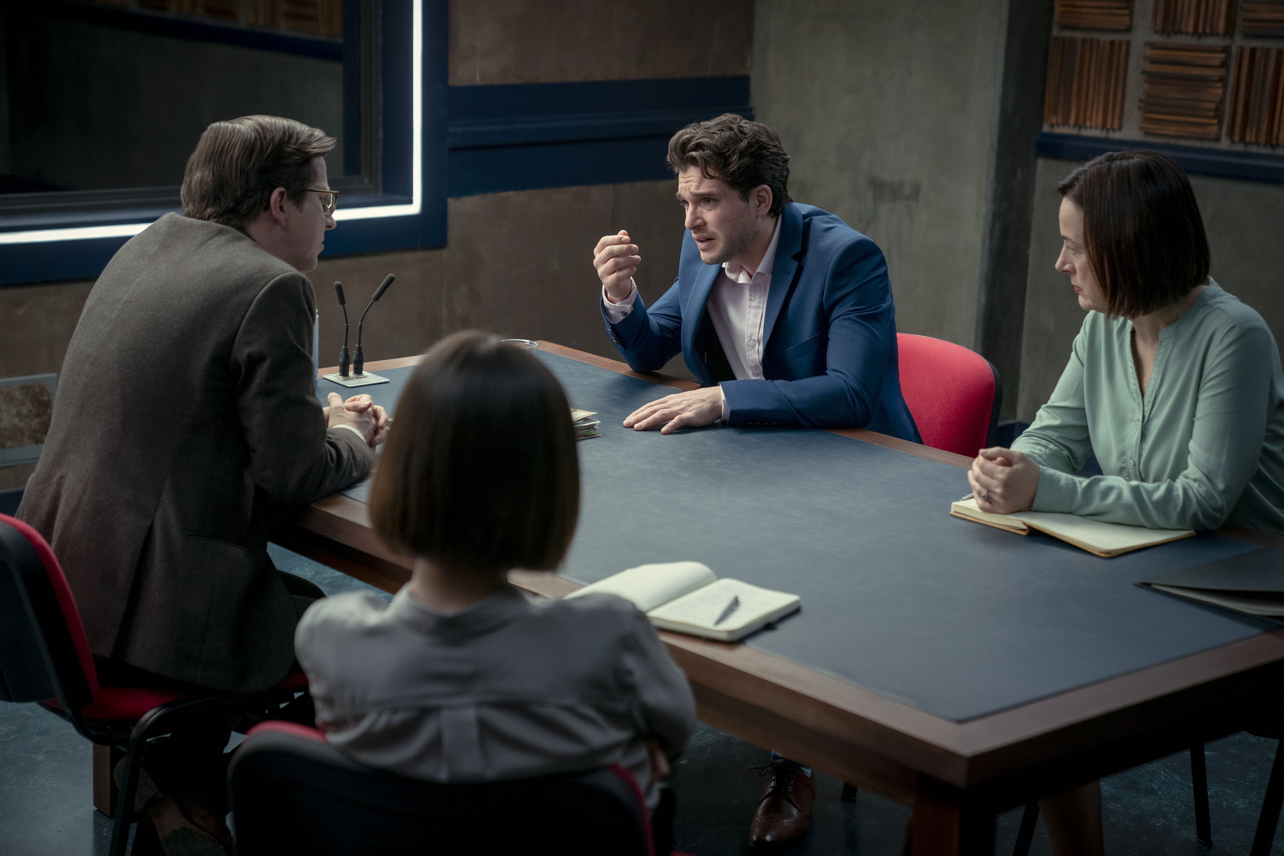 Criminal: UK Season 2 cast