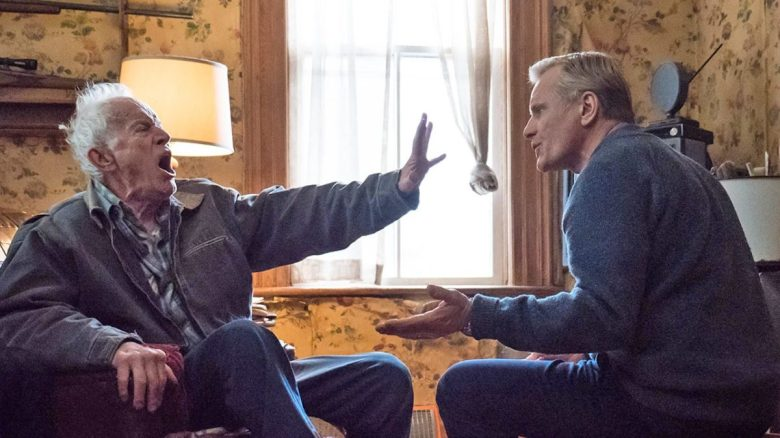 Falling trailer - actor Viggo Mortensen makes his directing debut