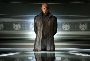 """Samuel L. Jackson in """"The Avengers"""""""