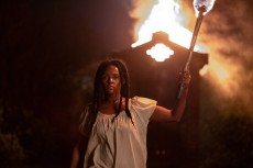 ANTEBELLUM, Janelle Monae, 2020.  ph: Matt Kennedy /© Lionsgate / Courtesy Everett Collection