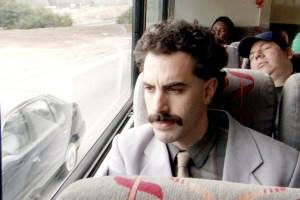 Sacha Baron Cohen's 'Borat 2' to Release on Amazon Before Election Day