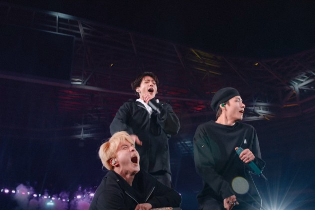 K-Pop Doc 'Break the Silence' Tops New Films for a $12 Million Box-Office Weekend