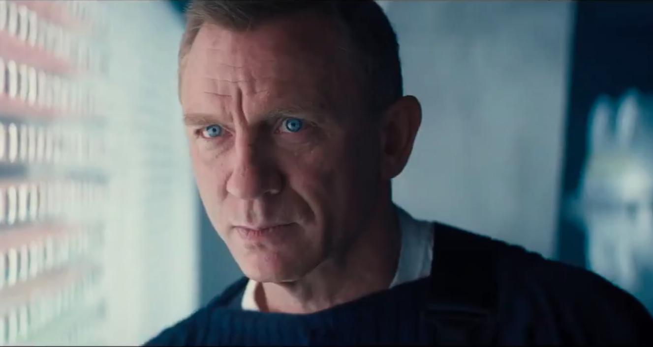 'No Time to Die' New Trailer: Daniel Craig's Final James Bond Movie Debuts Explosive Footage - IndieWire
