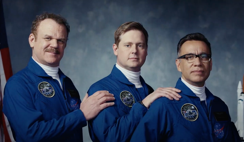 Moonbase 8' Teaser: Armisen, Heidecker, and Reilly in Space Comedy |  IndieWire