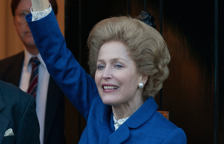the crown season 4 first looks at margaret thatcher and princess diana indiewire the crown season 4 first looks at