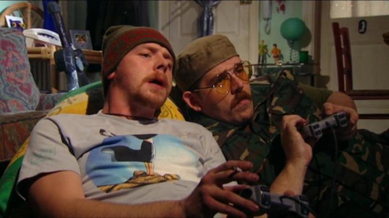 Simon Pegg, Nick Frost