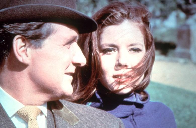 THE AVENGERS, Patrick MacNee, Diana Rigg, 1961-69