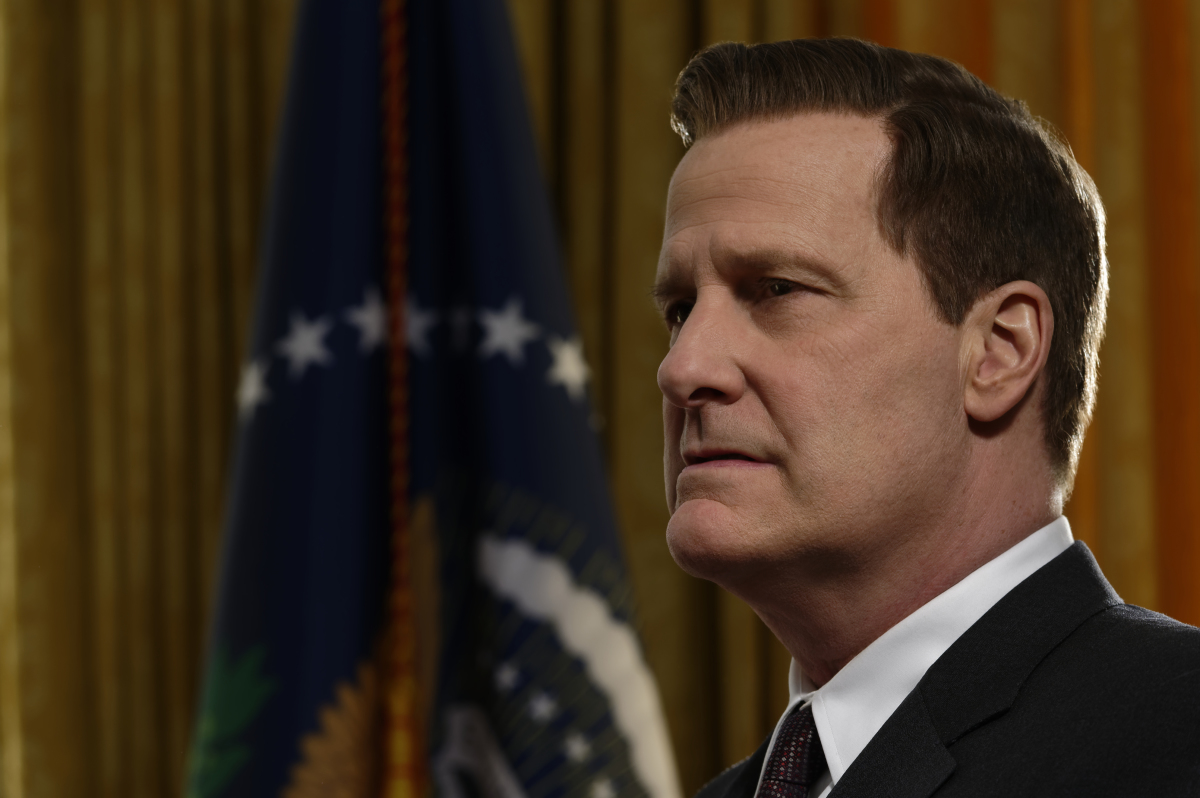 The Comey Rule Showtime Jeff Daniels