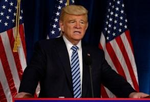 The Comey Rule Showtime Brendan Gleeson Donald Trump