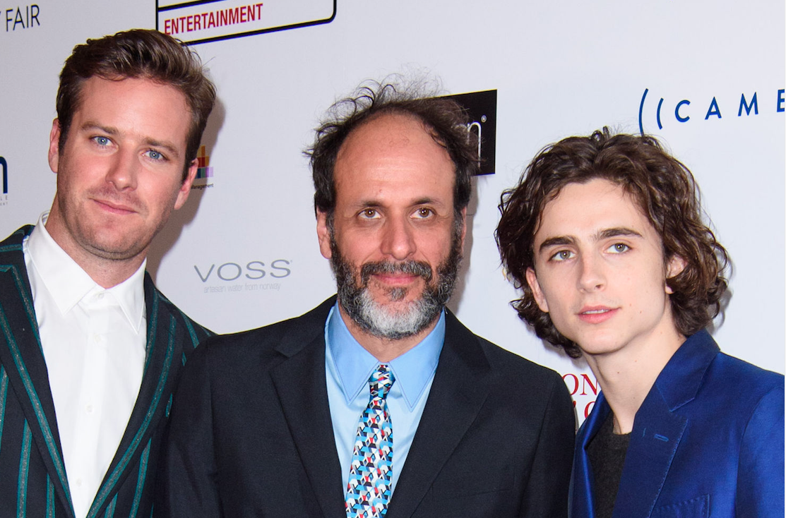 Luca Guadagnino Snuck Timothee Chalamet Into We Are Who We Are Indiewire