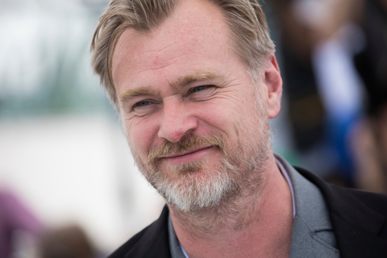 Director Christopher Nolan poses for photographers during a photo at the 71st international film festival, Cannes, southern France, Saturday, May 12, 2018. (Photo by Vianney Le Caer/Invision/AP)