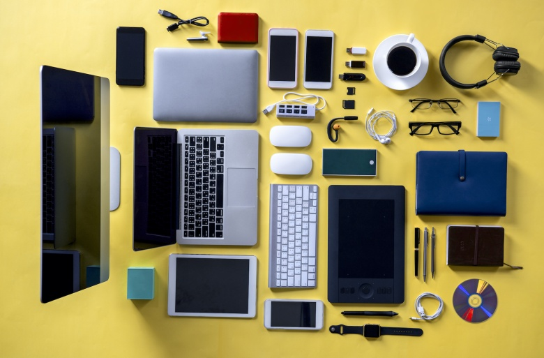 Digital device technology equipment gadget electronics