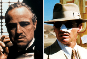 """The Godfather"" and ""Chinatown"""