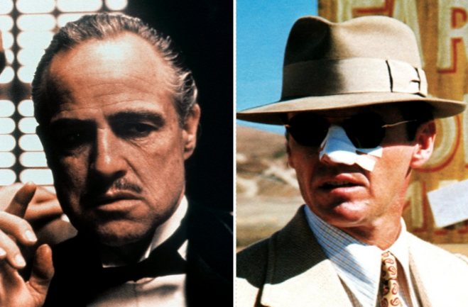 """""""The Godfather"""" and """"Chinatown"""""""
