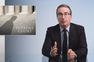 John Oliver: Barrett's Supreme Court Nomination Is 'F**king Travesty' of 'Rigged' American Politics