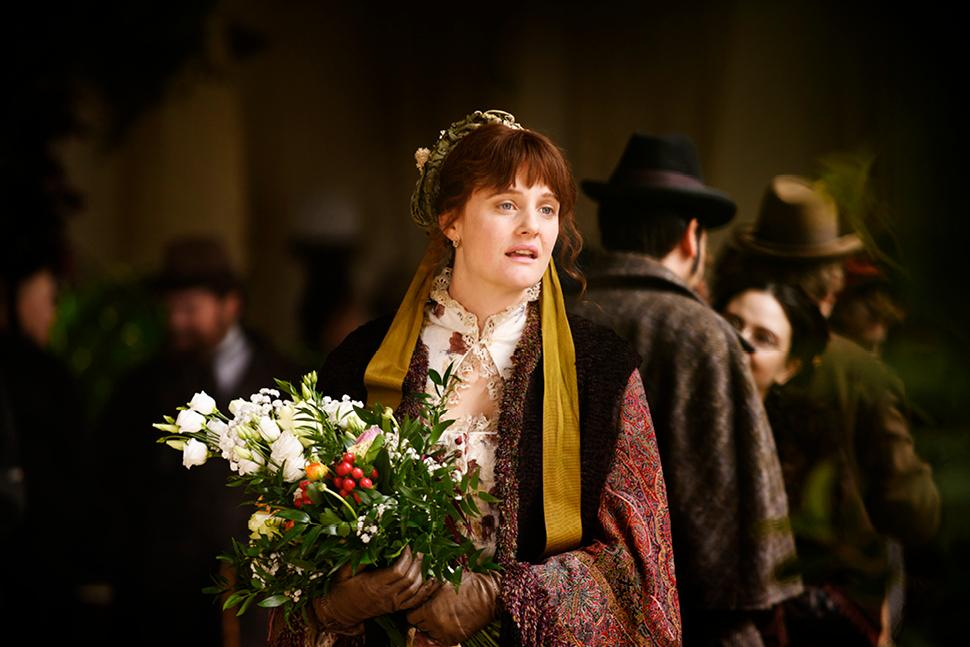 'Miss Marx' Review: In a Thin Portrait of Karl Marx's Daughter, Star Romola Garai Explodes