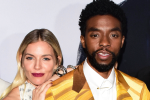 Chadwick Boseman Took Money Out of His '21 Bridges' Salary to Boost Sienna Miller's Pay