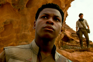 John Boyega Would Love to See Finn's Axed 'Star Wars' Storyline Get Told on TV or Animation