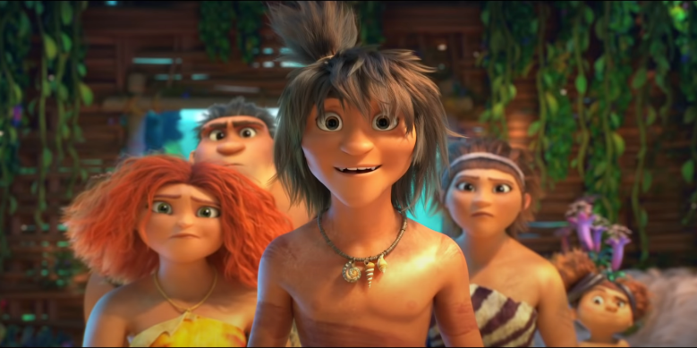 The Croods: A New Age Trailer: DreamWorks Animated Sequel to 2013 Film    IndieWire