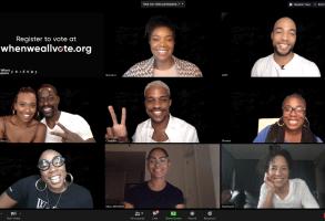 Gabrielle Union, Kendrick Sampson, Ryan Bathe, Sterling K. Brown, Jeremy Pope, Uzo Aduba, Aisha Hinds,