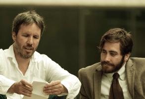 Denis Villeneuve and Jake Gyllenhaal