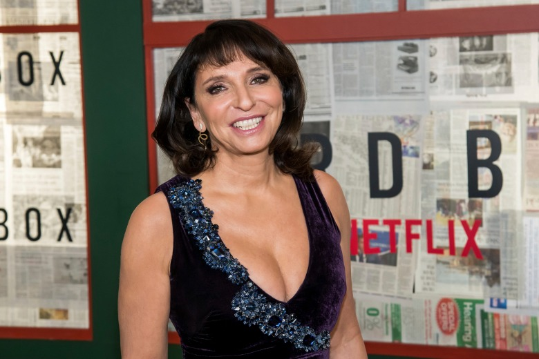 "Susanne Bier attends a screening of ""Bird Box"" at Alice Tully Hall on Monday, Dec. 17, 2018, in New York. (Photo by Charles Sykes/Invision/AP)"