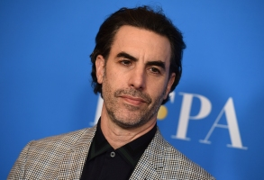 Sacha Baron Cohen arrives at the 2019 Hollywood Foreign Press Association's Annual Grants Banquet at the Beverly Wilshire Beverly Hills on Wednesday, July 31, 2019. (Photo by Jordan Strauss/Invision/AP)